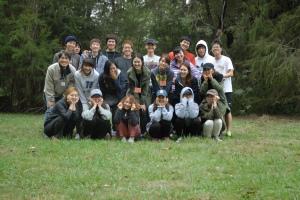 20134월 청년부 MT 단체